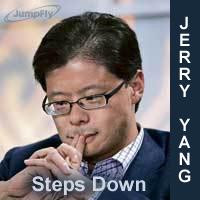 Yang Steps Down