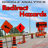 Google Analytics Redirect Hazards