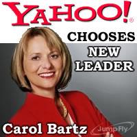 Yahoo Chooses New CEO