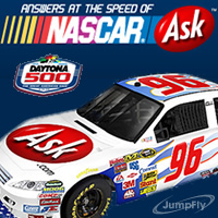 Ask.com Wins the Daytona 500
