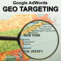 Google AdWords Geo Targeting