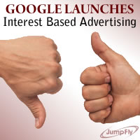 Google Interest based Advertising