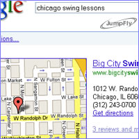 Google Maps Example