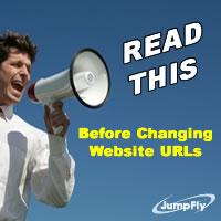 URL Changes Impact PPC Advertising