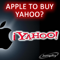 Apple To Buy Yahoo?