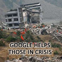 Google Helps in Haiti