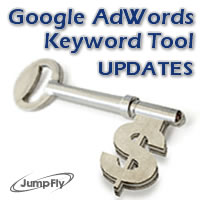 Updated Keyword Tool