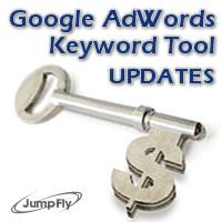 Updated Keyword Tool