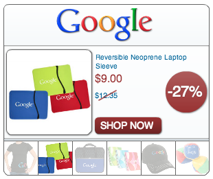 Google Dynamic Shopping Ad