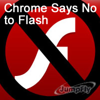 Chrome Stops Flash